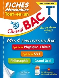 Isabelle Lisle et Mikaël Garandeau - Mes 4 épreuves du Bac Tle - Tout-en-un.