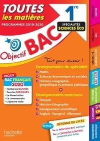 Ebooks format pdf gratuit téléchargement Toutes les matières 1re spécialités Sciences Eco PDB iBook RTF