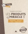 Isabelle Louet - Les produits miracle - Bicarbonate, savon noir, citron, vinaigre blanc.