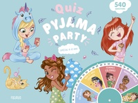 Isabelle Mandrou - Quiz pyjama party.