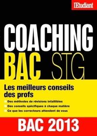 Isabelle Maradan - Coaching Bac STG.