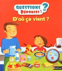 Isabelle Mignard et Marie Parade - D'où ça vient ?.