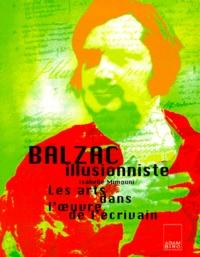 BALZAC ILLUSIONNISTE. Les arts dans loeuvre de lécrivain.pdf
