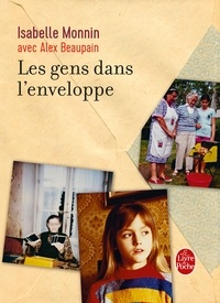 Isabelle Monnin - Les gens dans l'enveloppe - Roman, enquête, chansons. 1 CD audio