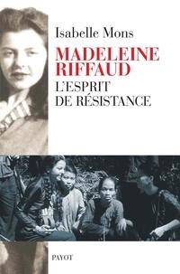 Madeleine Riffaud - Lesprit de résistance.pdf