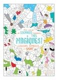 Isabelle Nicolle - Mon cahier de coloriages magiques... Très magiques ! - Couleurs, symboles et sport.