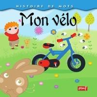 Isabelle Nicolle - Mon vélo.