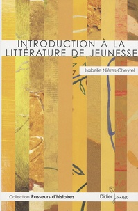 Isabelle Nières-Chevrel - Introduction à la litterature de jeunesse.