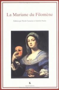 Isabelle Pantin et Nicole Cazauran - La Mariane du Filomène - 1596.