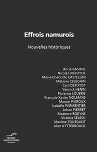 Isabelle Parmentier et Alicia Basone - Effrois namurois.