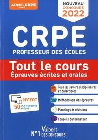 Isabelle Pasquier et Eric Greff - CRPE Professeur des écoles - Tout le cours - Epreuves écrites et orales.