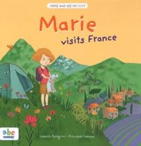 Isabelle Pellegrini et  Princesse Camcam - Marie visits France.