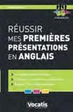 Isabelle Perrin - Réussir mes premières présentations en anglais.