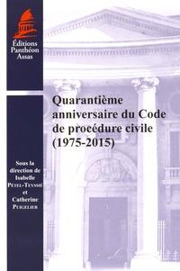 Feriasdhiver.fr Quarantième anniversaire du Code de procédure civile (1975-2015) Image