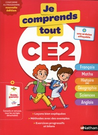 Isabelle Petit-Jean et Micheline Cazes Witta - Je comprends tout CE2.