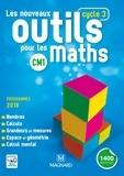 Isabelle Petit-Jean - Les nouveaux outils pour les maths CM1 Cycle 3.