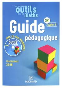 Galabria.be Les nouveaux outils pour les maths CM1 - Guide pédagogique Image