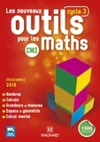Isabelle Petit-Jean et Sylvie Carle - Les nouveaux outils pour les maths CM2.