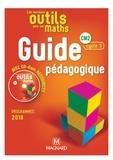 Isabelle Petit-Jean et Sylvie Carle - Mathématiques CM2 Cycle 3 Les Nouveaux Outils pour les Maths - Guide pédagogique. 1 Cédérom