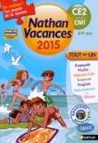 Isabelle Petit-Jean et Pascale Chavanette-Iglésia - Nathan Vacances du CE2 au CM1  8/9 ans.