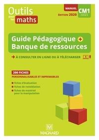 Isabelle Petit-Jean et Sylvie Carle - Outils pour les maths CM1 - Guide pédagogique. 1 Cédérom