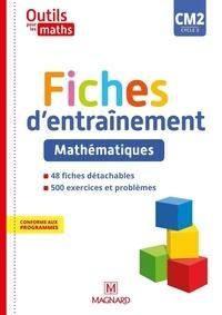 Isabelle Petit-Jean - Outils pour les maths CM2 cycle 3 - Fiches d'entraînement.