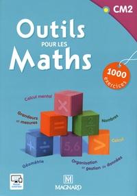 Isabelle Petit-Jean et Sylvie Carle - Outils pour les maths CM2.