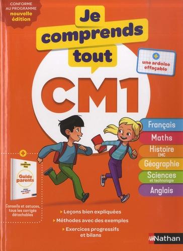 Toutes les matières CM1  Edition 2019