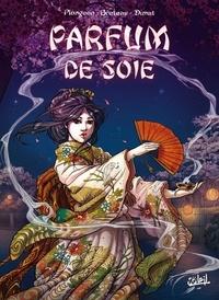 Isabelle Plongeon et Carole Breteau - Parfum de soie.