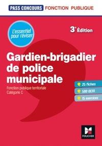 Isabelle Prouteau et Véronique Saunier - Pass'Concours - Gardien de police municipale - Catégorie C - Révision et entraînement.