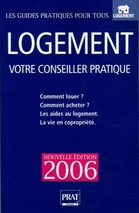 Ebook téléchargement gratuit pdf thai Logement  - Votre conseiller pratique 9782858908912 (Litterature Francaise) MOBI CHM PDF