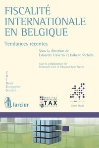 Fiscalité internationale en Belgique - Tendances récentes.pdf
