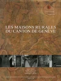 Les maisons rurales du canton de Genève.pdf