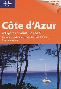 Isabelle Ros - Côte d'Azur - D'Hyères à Saint-Raphaël.