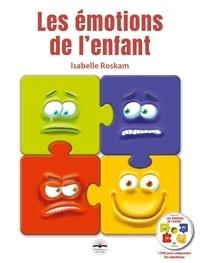 Isabelle Roskam - Les émotions de l'enfant. 1 DVD