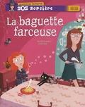 Isabelle Rossignol - SOS sorcière Tome 4 : La baguette farceuse.