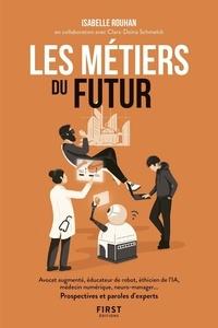 Livres gratuits en grec à télécharger Les métiers du futur FB2 PDF par Isabelle Rouhan 9782412047385 en francais