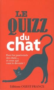 Isabelle Rousseau - Le quizz du chat.
