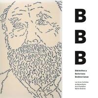 Isabelle Roussel-Gillet et Naomi Wenger - Bibliotheca Butoriana Bodmerianae - Les livres d'artistes de Michel Butor à la Fondation Martin Bodmer.