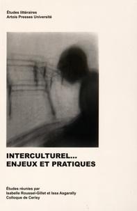 Isabelle Roussel-Gillet et Issa Asgarally - Interculturel... enjeux et pratiques.