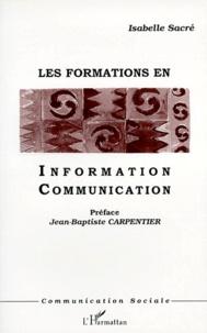 Isabelle Sacre - .