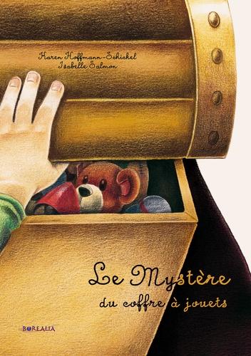 Le mystère du coffre à jouets. Une histoire de lutin