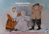 Isabelle Schuffenecker - Sniegourotchka - Petite fille de neige.