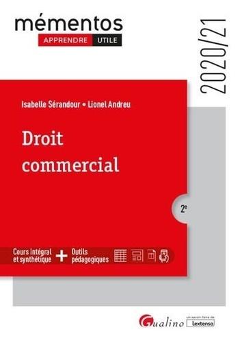 Droit commercial  Edition 2020-2021