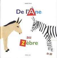 De lâne au zèbre - Abécédaire animalier en papier découpé.pdf