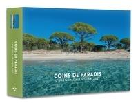 Isabelle Solal - L'agenda-calendrier coins de paradis.
