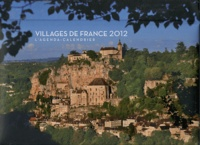 Isabelle Solal - Villages de France 2012 - L'agenda-calendrier.