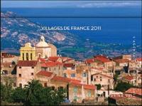 Isabelle Solal - Villages de France - L'agenda-calendrier 2011.