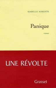 Isabelle Sorente - Panique.