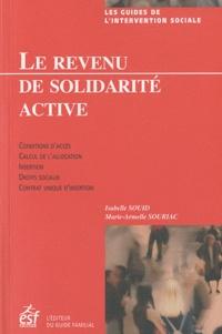 Isabelle Souid et Marie-Armelle Souriac - Le revenu de solidarité active.